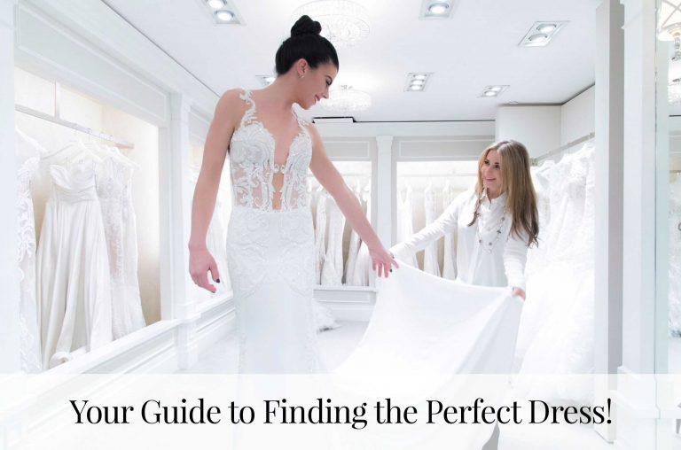 Your Guide to Finding the Perfect Dress!