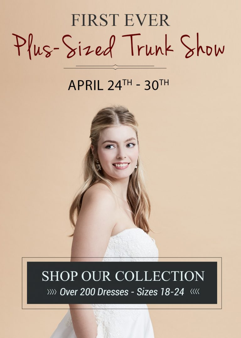 plus size trunk show april 2018