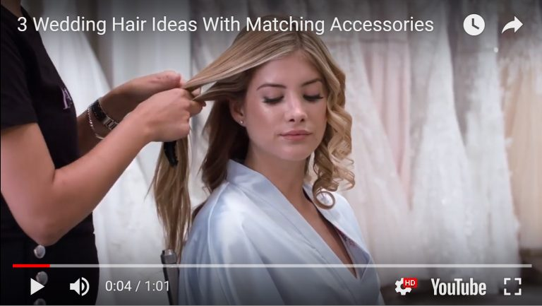 YouTube Accessories Video Screenshot