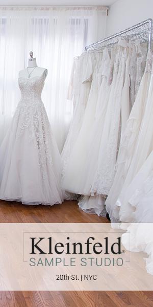 Kleinfeld Sample Sales Kleinfeld Bridal