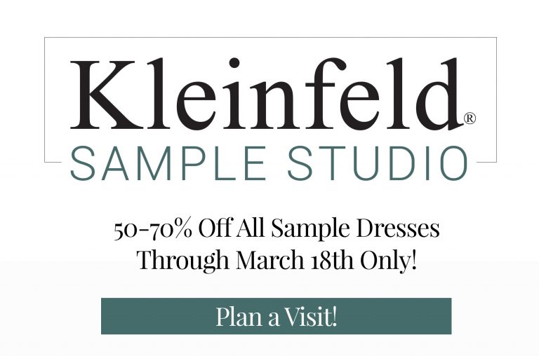 Sample Studio Sale Through March 18