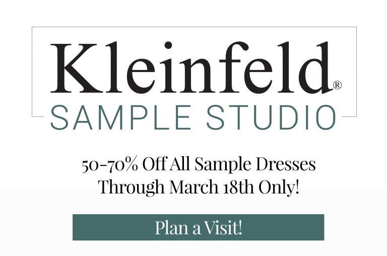Sample Studio Sale Through March 18