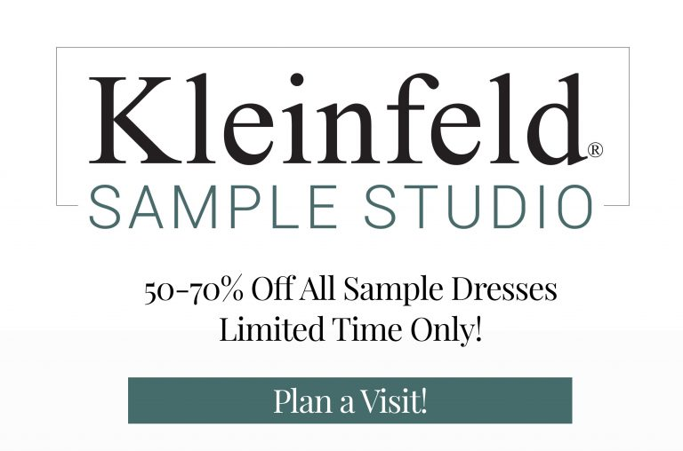 Events Sample Studio Sale