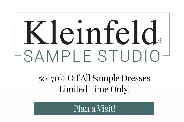 Events Sample Studio Sale