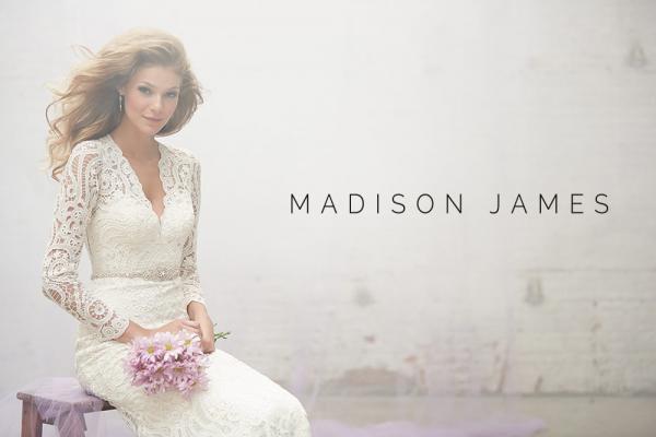 Madison James logo