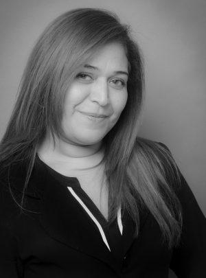 Ingrid—Bridal Consultant