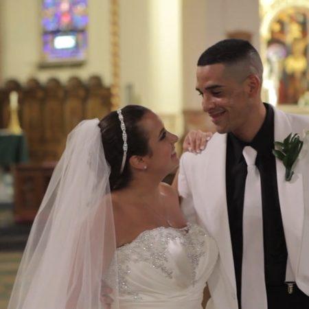 Gabriele and Luis wedding