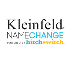 kleinfeld name change logo