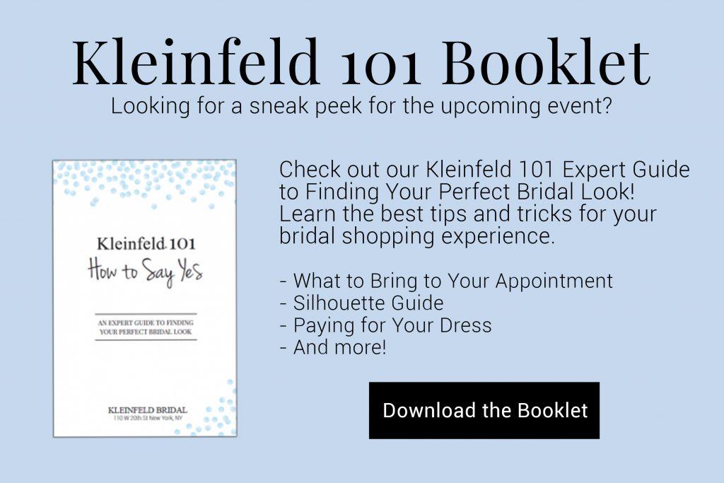 kleinfeld 101 booklet