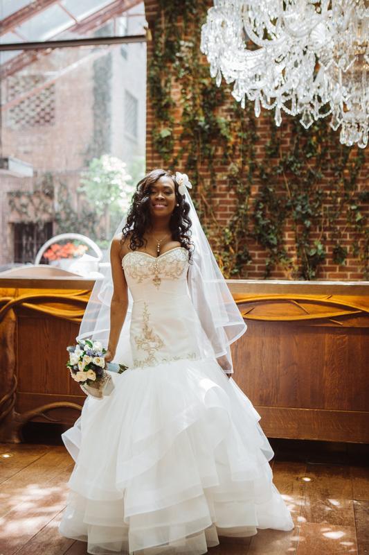 Moeisha bride