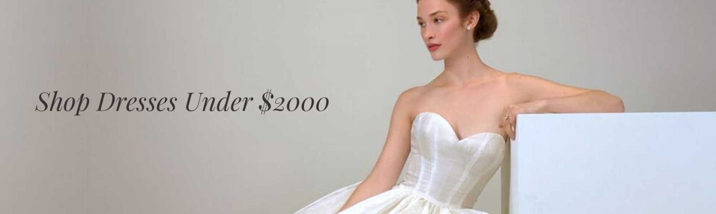Category Under 2000 Kleinfeld Bridal