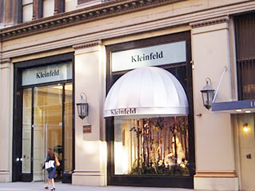 kleinfeld bridal new york city