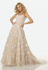 Classic A-line Wedding Dress by Randy Fenoli - Image 1