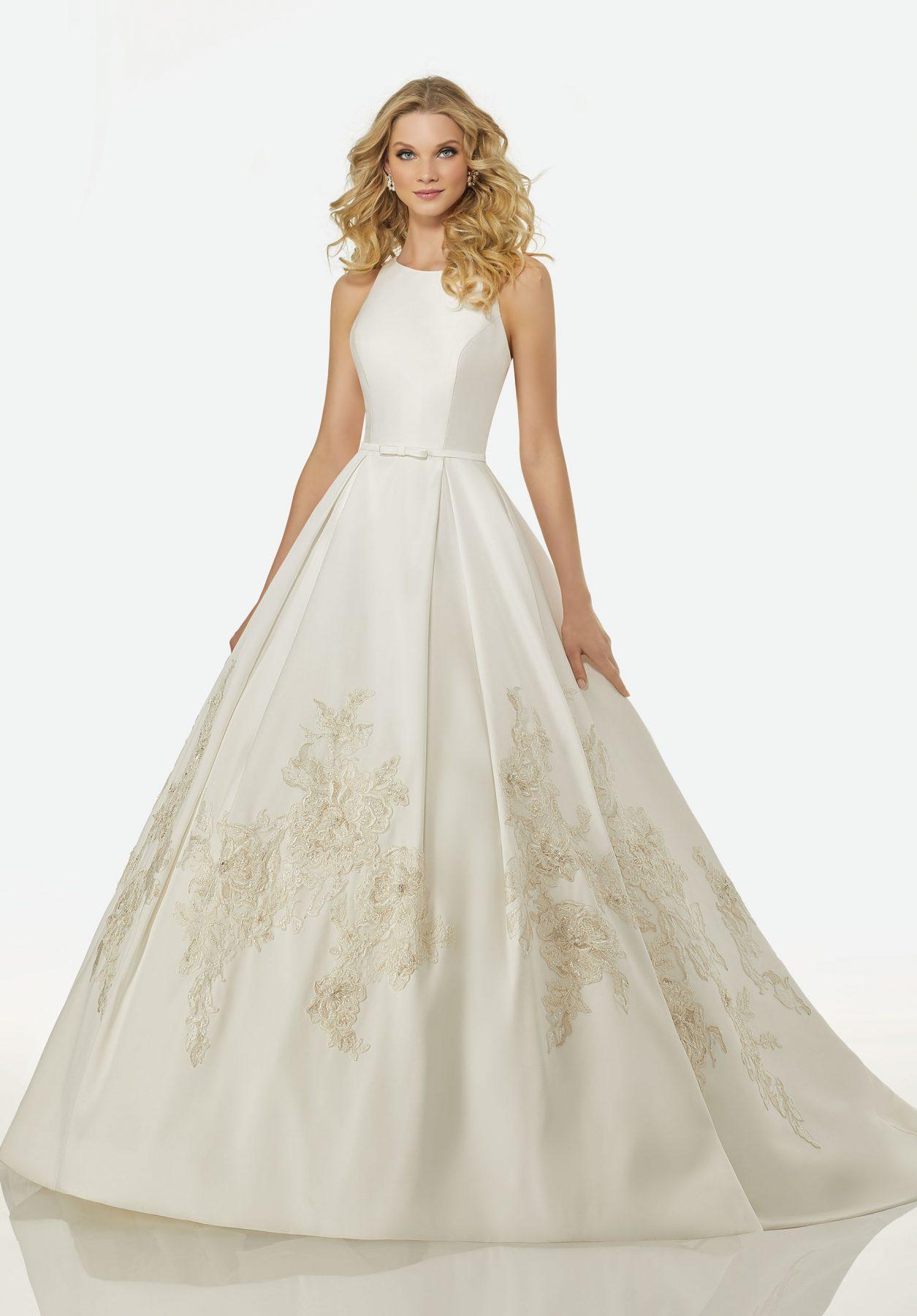 Simple Ball Gown Wedding Dress | Kleinfeld Bridal