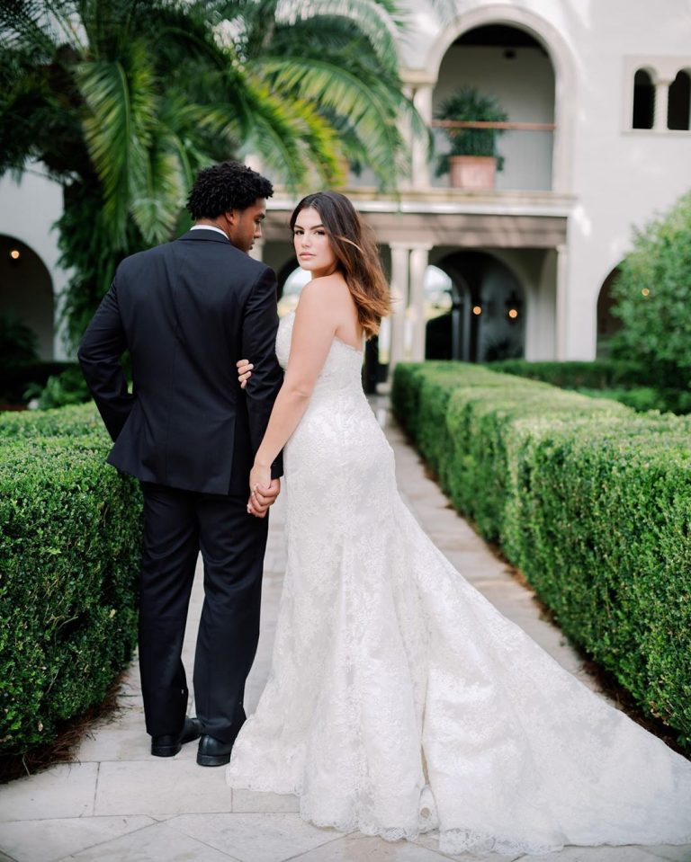 Sexy A-line Wedding Dress by Pnina Tornai - Image 1