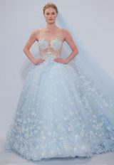 Romantic Ball Gown Wedding Dress by Randy Fenoli - Image 3