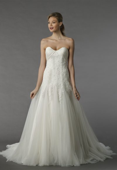 A-Line Wedding Dress by Alita Graham