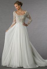 Romantic A-line Wedding Dress by Alita Graham - Image 1