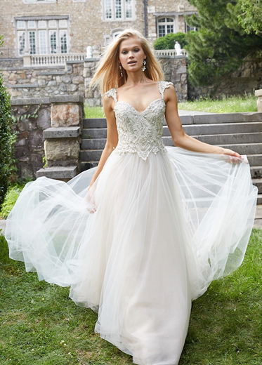 Ball Gown Wedding Dress by Alvina Valenta - Image 1