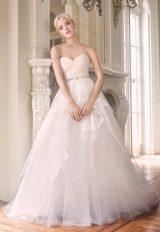 Ball Gown Wedding Dress by Alvina Valenta - Image 1