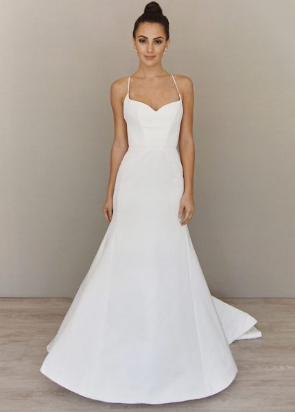 Fit And Flare Wedding Dress by Alvina Valenta - Image 1