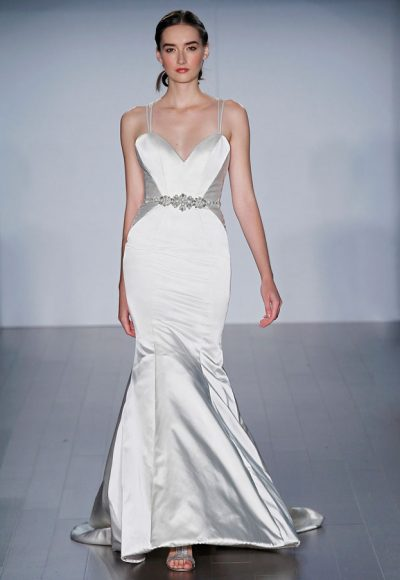 Mermaid Wedding Dress by Alvina Valenta