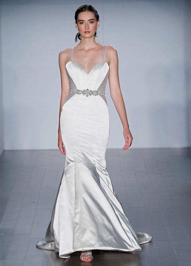 Mermaid Wedding Dress - Image 1