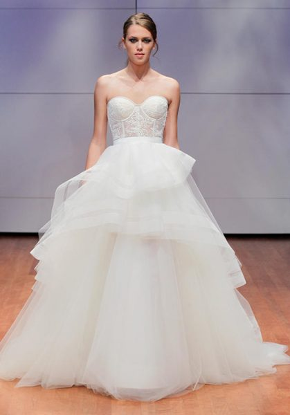 Ball Gown Wedding Dress By Alyne Rita Vinieris