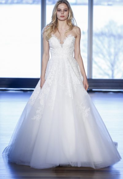 Ball Gown Wedding Dress by Alyne by Rita Vinieris