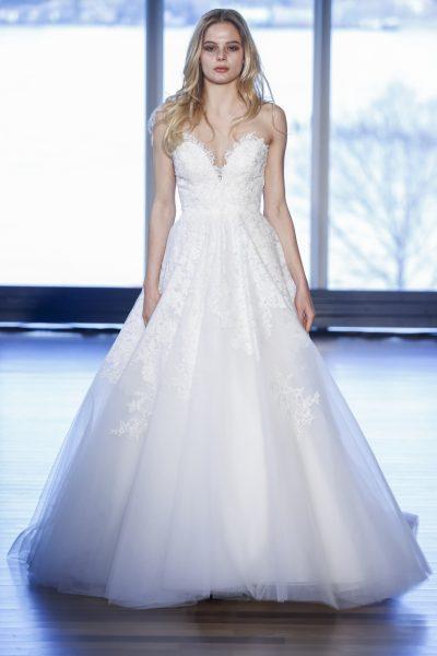 Ball Gown Wedding Dress by Alyne by Rita Vinieris - Image 1