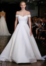Classic Ball Gown Wedding Dress by Alyne by Rita Vinieris - Image 1