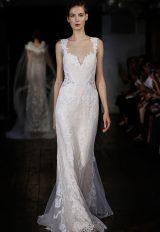 Classic Sheath Wedding Dress by Alyne by Rita Vinieris - Image 1