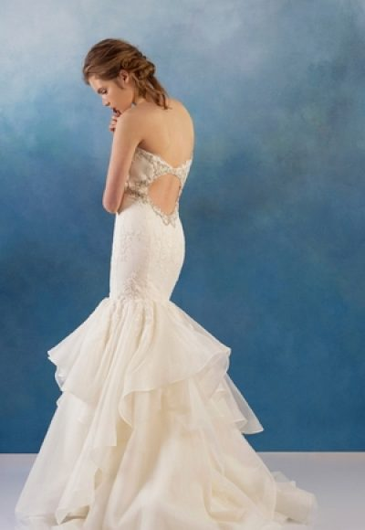 Fit And Flare Wedding Dress by Alyne by Rita Vinieris