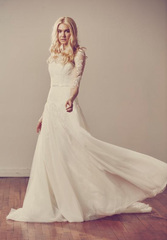 Romantic A Line Wedding Dress Kleinfeld Bridal