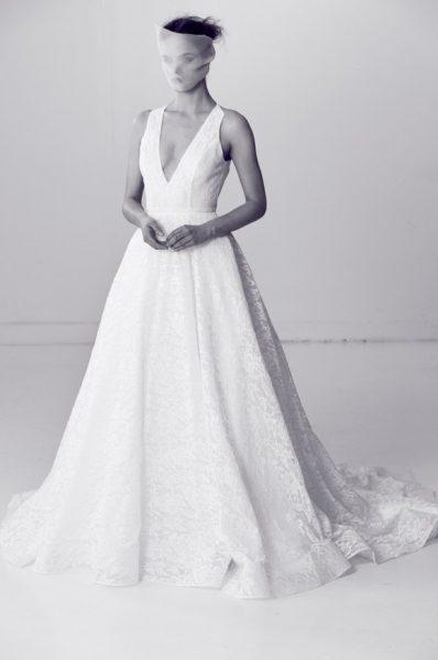 Sexy Ball Gown Wedding Dress by Alyne by Rita Vinieris - Image 1