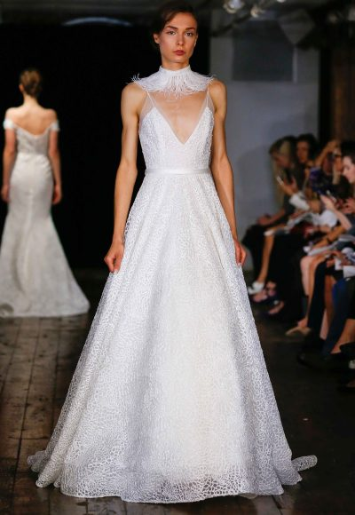 Trendy Ball Gown Wedding Dress by Alyne by Rita Vinieris