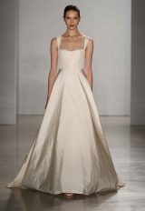 A-Line Wedding Dress by Amsale - Image 1