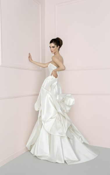 A-Line Wedding Dress by Antonio Riva - Image 1