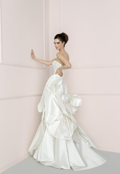 A-Line Wedding Dress by Antonio Riva