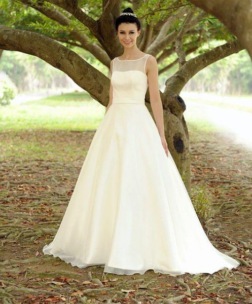 Ball Gown Wedding Dress by Augusta Jones - Image 1