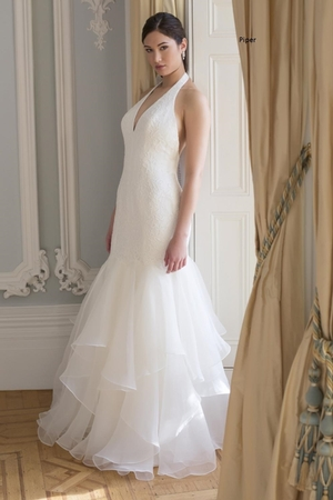 Fit And Flare Wedding Dress by Augusta Jones - Image 1