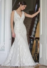 Romantic Fit And Flare Wedding Dress - Image 1