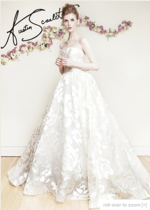 Ball Gown Wedding Dress by Austin Scarlett - Image 1