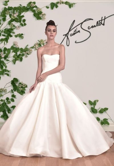 Ball Gown Wedding Dress by Austin Scarlett