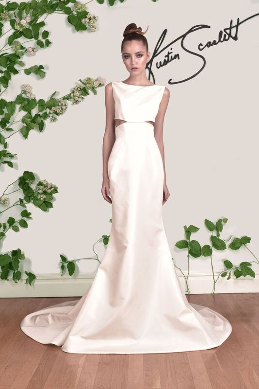 Superb ... Fit And Flare Wedding Dress By Austin Scarlett   Image 1 Zoomed In