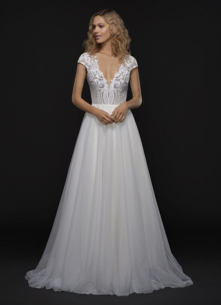 A-Line Wedding Dresses with Sleeves