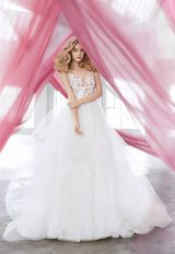Romantic A-line Wedding Dress by BLUSH by Hayley Paige - Image 1