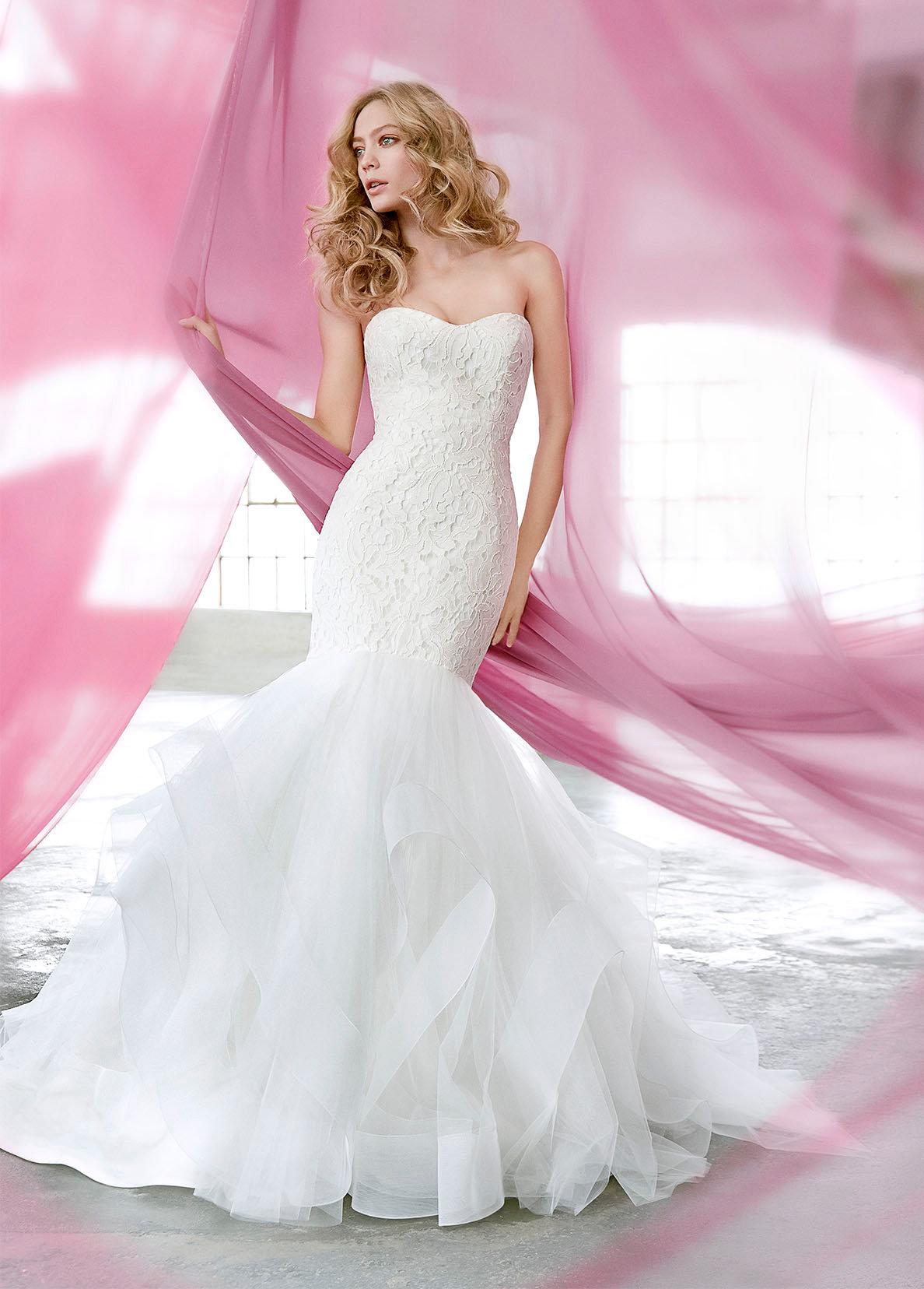 Sexy Mermaid Wedding Dress | Kleinfeld Bridal