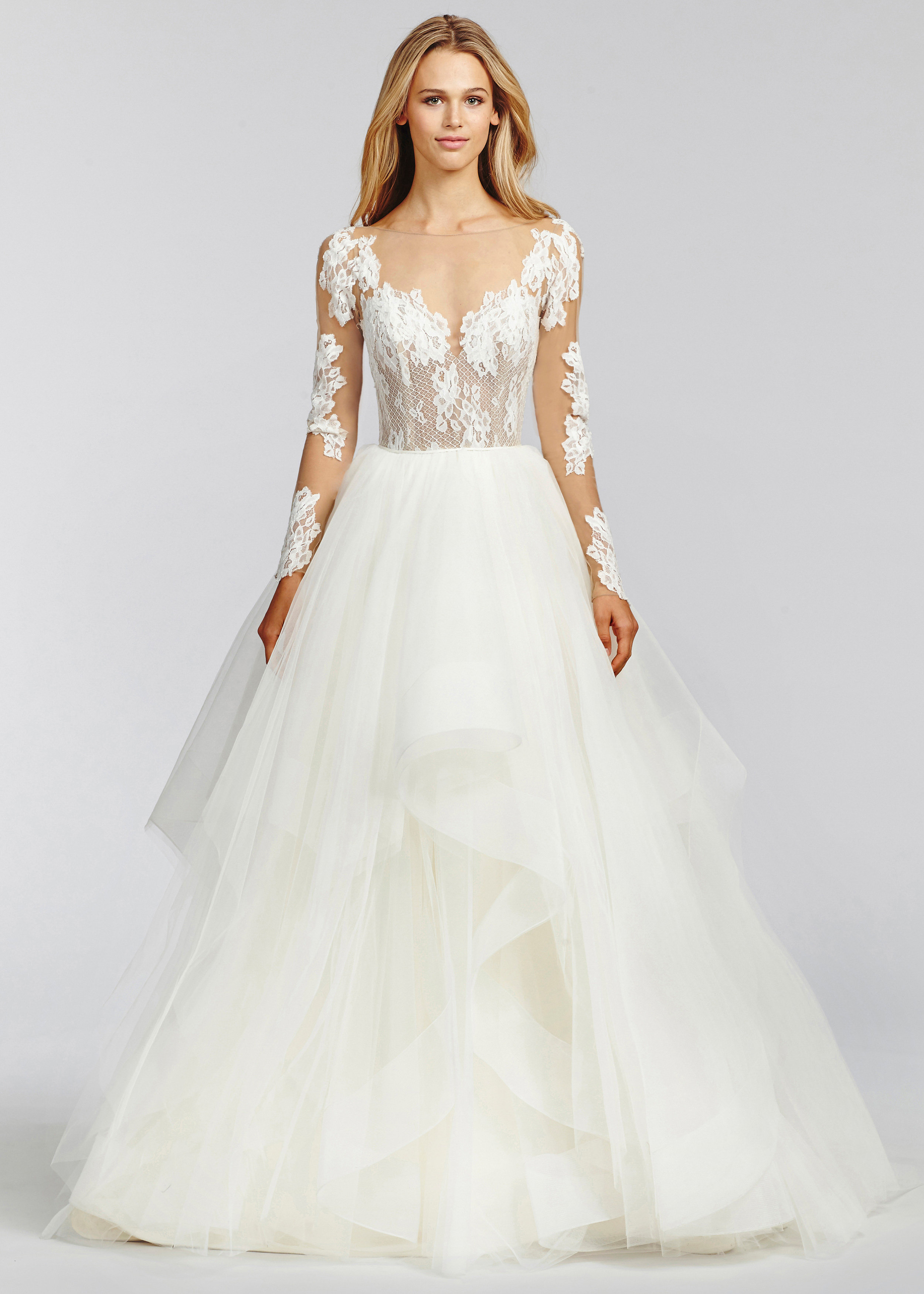 cfa700ac4c10 Trendy A-line Wedding Dress | Kleinfeld Bridal
