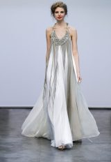 Sheath Wedding Dress by Carol Hannah - Image 1
